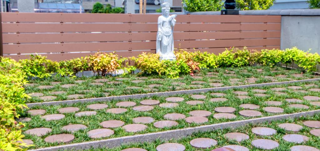 妙楽院 永代供養付樹木葬「自然想 やすらぎの風」