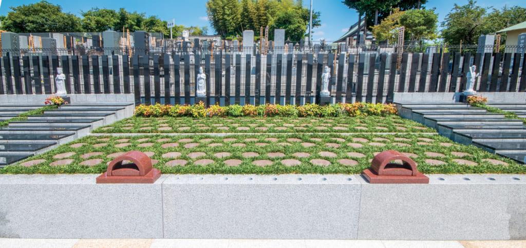 善教寺 永代供養付樹木葬「自然想 やすらぎの風」