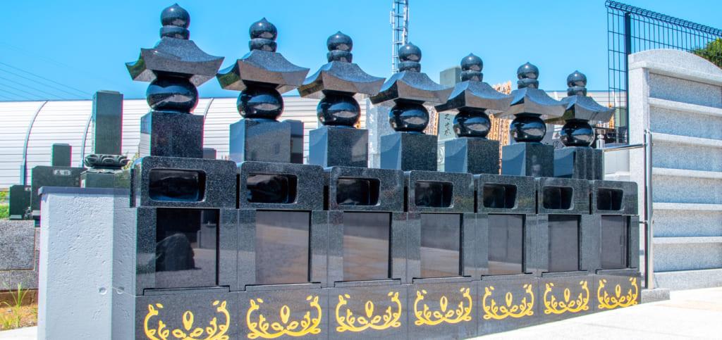 善教寺 永代供養付個別墓「冥福五輪塔」