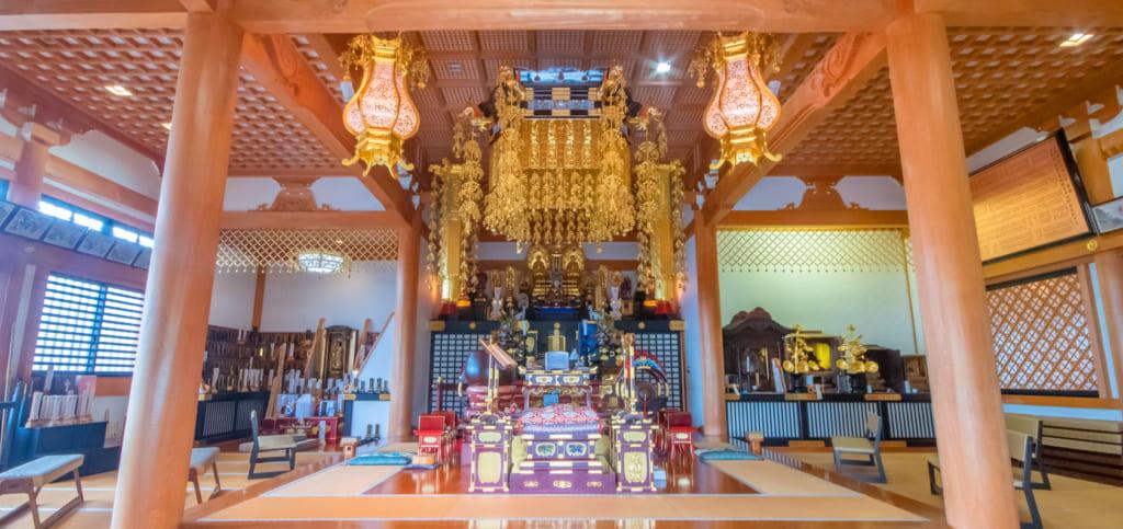 法華寺 本堂