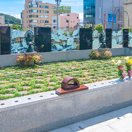 永代供養付樹木葬「自然想 やすらぎの風」