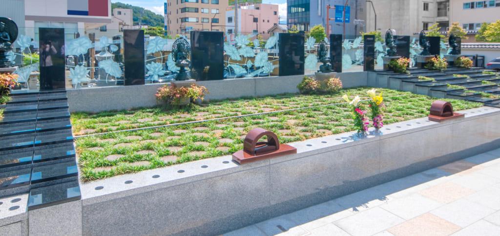 法華寺 永代供養付樹木葬「自然想 やすらぎの風」